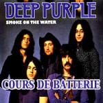 Deep-Purple-Smoke-On-The-Water-cours-de-batterie